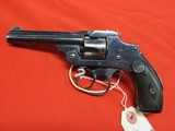"""Smith & Wesson 32 Safety Hammerless 1st Model 32 S&W 3 1/2"""" - 2 of 2"""