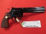 """Colt Python 357 Magnum 6"""" Blued"""