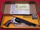 """Ruger New Model Blackhawk """"Buckeye Special"""" 38-40 Win 6 1/2"""" w/ 10mm Cylinder (LNIB) - 1 of 4"""