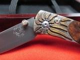 William Henry Knife B10 Seneca - 1 of 4