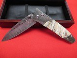 William Henry Knife G30 Rivergate Limited Edition - 1 of 4