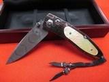 William Henry Knife B05 AG5 - 1 of 4