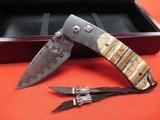 William Henry Knife B09 DMD07 - 1 of 4
