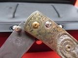 William Henry Knife B05 Golden Rose - 2 of 4