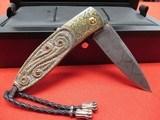 William Henry Knife B05 Golden Rose - 3 of 4