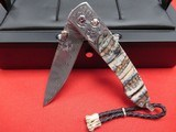 William Henry Knife B10 Palisades