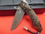 William Henry Knife B12 McKenzie