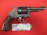 "Smith & Wesson Victory Model 38 Special 4"" - 1 of 3"