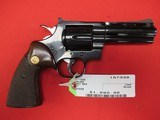 "Colt Python 357 Magnum 4"" w/ Box - 1 of 2"