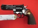 "Colt Python 357 Magnum 4"" w/ Box - 2 of 2"