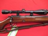 "Winchester Model 52 Trainer 22LR 28"" w/ Weaver Scope"