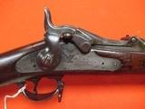 "Springfield Model 1880 45-70 Govt. / 32 5/8"" with Rod Bayonet - 1 of 16"