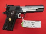 "Colt Series 80 Mark IV Gold Cup National Match 45acp 5"" - 1 of 2"