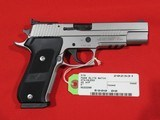 """Sig P200 Elite Match 45acp 5"""" Stainless"""