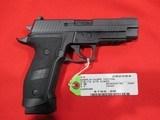 "Sig Sauer E226R-9-TACOPS TACTICAL 9mm 4.4"" w/ SigLite Night Sights"