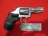 "Smith & Wesson Model 60-15 357 Magnum 3"" w/ Crimson Trace - 1 of 2"