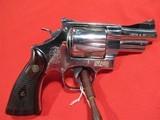 """Smith & Wesson Model 24-6 44 Special 3"""" Nickel"""