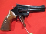 """Smith & Wesson Model 586-8 357 Magnum 4"""""""