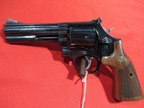 """Smith & Wesson Model 586-8 357 Magnum 4"""" - 2 of 2"""