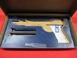 "Smith & Wesson Model 41 Target 22LR 5.5"" Custom Engraved - 7 of 8"