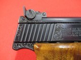 "Smith & Wesson Model 41 Target 22LR 5.5"" Custom Engraved - 3 of 8"