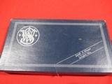 "Smith & Wesson Model 41 Target 22LR 5.5"" Custom Engraved - 6 of 8"