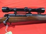 """Winchester pre '64 Model 70 30-06 Spgfld 24"""" w/ Redfield 4X scope - 1 of 10"""