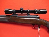 Winchester pre '64 Model 70 Featherweight 243 Win w/ Scope - 6 of 8