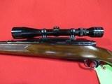 "Winchester pre '64 Model 70 Westerner 264 Winchester 26"" w/ Redfield scope - 5 of 7"
