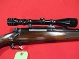 "Winchester pre '64 Model 70 Westerner 264 Winchester 26"" w/ Redfield scope - 1 of 7"