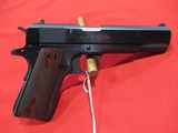 """Colt Mark IV/Series 70 Government 45acp 5"""" - 1 of 2"""