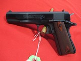 """Colt Mark IV/Series 70 Government 45acp 5"""" - 2 of 2"""