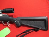 Ruger M77/Mark II 223 Remington Stainless/Synthetic with Nikon - 6 of 7