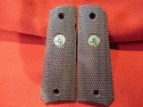 Colt 1911 Gold Cup Grips - 3 of 9