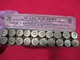 Assorted Lot of Winchester, UMC, and Peters Rifle Ammunition - 3 of 25