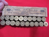 Assorted Lot of Winchester, UMC, and Peters Rifle Ammunition - 13 of 25