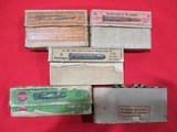Assorted Lot of Winchester, UMC, and Peters Rifle Ammunition