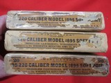 3 Boxes of Winchester .30-220 Soft Point for the Model 1895 - 7 of 7