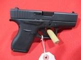 "Glock Model 42 380ACP/3.26"" (NEW)"