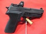 """Sig P229RX 9mm 3.9"""" Sig Romeo 1 (USED)"""