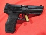 """Heckler & Koch P30L V1 9mm/4.45"""" (NEW)"""