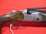"Beretta DT-11 Unsingle Trap Combo Left-Hand 12ga/32""-34"" (USED)"