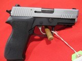 "Sig Sauer P220 Elite 45acp 3.75"" Night Sights"
