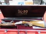 "Krieghoff K-20 Bavaria Royale Sporting Combo 20ga-28ga/30"" (USED)"