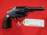 """Colt Police Positive Special 32-20 Winchester 4"""" Blued"""