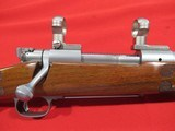 """Winchester Model 70 Classic Stainless Custom 270 Win/24"""" Tom Smith Stock"""