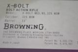 Browning X-Bolt Medallion 325 WSM - 11 of 11