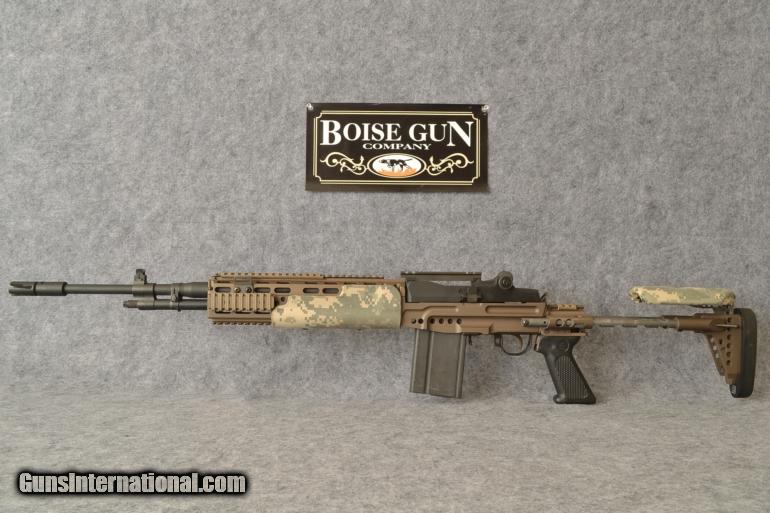 LRB Arms M39 EMR Customized Springfield M14 7 62x51