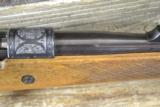 FN Mauser Custom Engraved by Byron Burgess 30-06 - 4 of 15