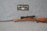 Mauser Custom W/ Bushnell 4x12 25-06 - 5 of 12
